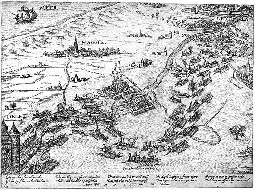 Leiden ontzet 1574