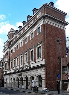 leisure centre, formerly a public bath, in London