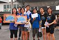 Lend your smile, support Wikipedia for World Heritage! (Day 1) - volunteers.jpg