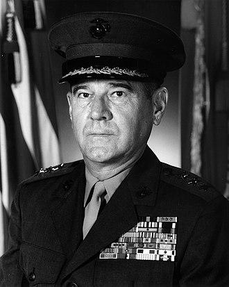 Leo J. Dulacki - LTG Leo J. Dulacki, USMC