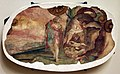 Leolio orsi, frammenti di affreschi dalla rocca di novellara, 1555-56 ca., 07 cadmo e il drago.jpg
