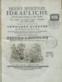 Leonardo Ximenes – Nuove sperienze idrauliche fatte ne canali, 1780 - BEIC 12806942.tif