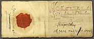 Leonas-Sapiega-letter-1626