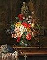 Leopold Brunner dÄ Blumenstück mit Madonna 1846.jpg
