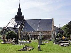 Les Autels (Aisne) église Saint-Nicolas.JPG