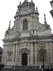 Church of St. Michel in Leuven, Belgium: Willem Hesius, 1650