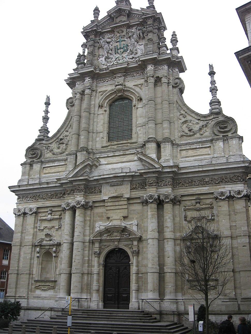 Leuven Sint-Michielskerk