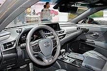 Lexus Es 300h F Sport Interior