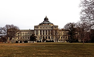 Library of Congress - Library of Congress, Thomas Jefferson Building