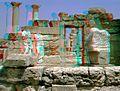 Libya Cyrene anaglyph.jpg
