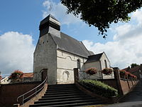 Lieu-Saint-Amand - Eglise - 2.JPG
