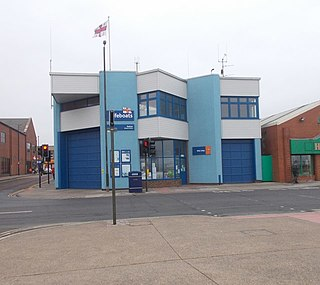 Redcar Lifeboat Station Lifeboat station in North Yorkshire, England