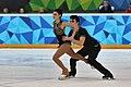 Lillehammer 2016 - Figure Skating Pairs Short Program - Irma Caldara and Edoardo Caputo 4.jpg