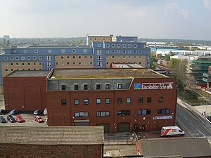 Lincolnshire Echo - Former offices in April 2009
