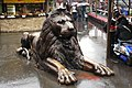 Lion Sculpture at Camden Market - geograph.org.uk - 1714695.jpg