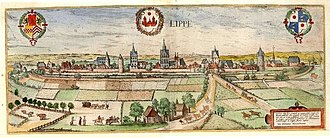 Lippstadt - Lippstadt in the 16th century