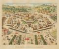 Lisboa - Festejos do Centenário da Índia, 1898 - A Feira Franca na Avenida da Liberdade (Lithografia da Comp.ª Nacional Editora, J.R.Christino e R. Gameiro).png