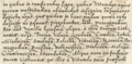 Lithuanian State Symbol - The Columns of Gediminas (Gediminaičių stulpai) as icon in Annales by Ioannes Dlugossius, page fragment, 1572.png