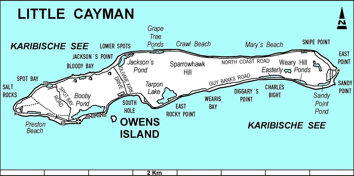 Little Cayman Wikipedia