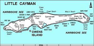Little Cayman - Image: Little Cayman