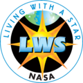 Living with a star LWS Logo.png