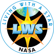 Living with a star LWS Logo