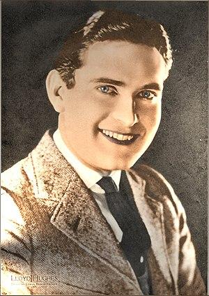Lloyd Hughes - Hughes, ca. 1922