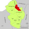 Localització de Benafigos respecte de l'Alcalatén.png