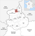 Locator map of Kanton Dreux-1 2019.png