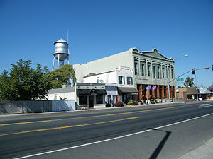 Lockeford, California - Downtown Lockeford