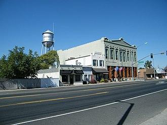 Lockeford, California - Downtown Lockeford