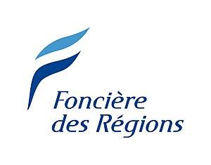 Fonciere des Regions - Image: Logo of Foncière des Régions 2007