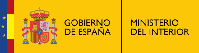 File logotipo del ministerio del wikimedia for Competencias del ministerio del interior