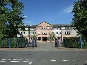 Lomond School - Main building of Lomond School