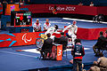 London 2012 Paralympics Fencing (8304101728).jpg