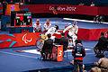 London 2012 Paralympics Fencing (8304101728).jpg