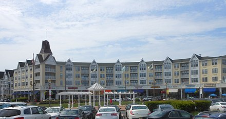 Pier Village at Long Branch Long Branch NJ Pier Village.JPG