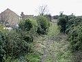 Looking SE along dismantled railway line - geograph.org.uk - 744023.jpg