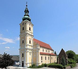 Loosdorf - The church of Loosdorf