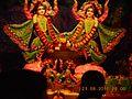 Lord Krishna and Radha in ISKCON temple, Pune.jpg