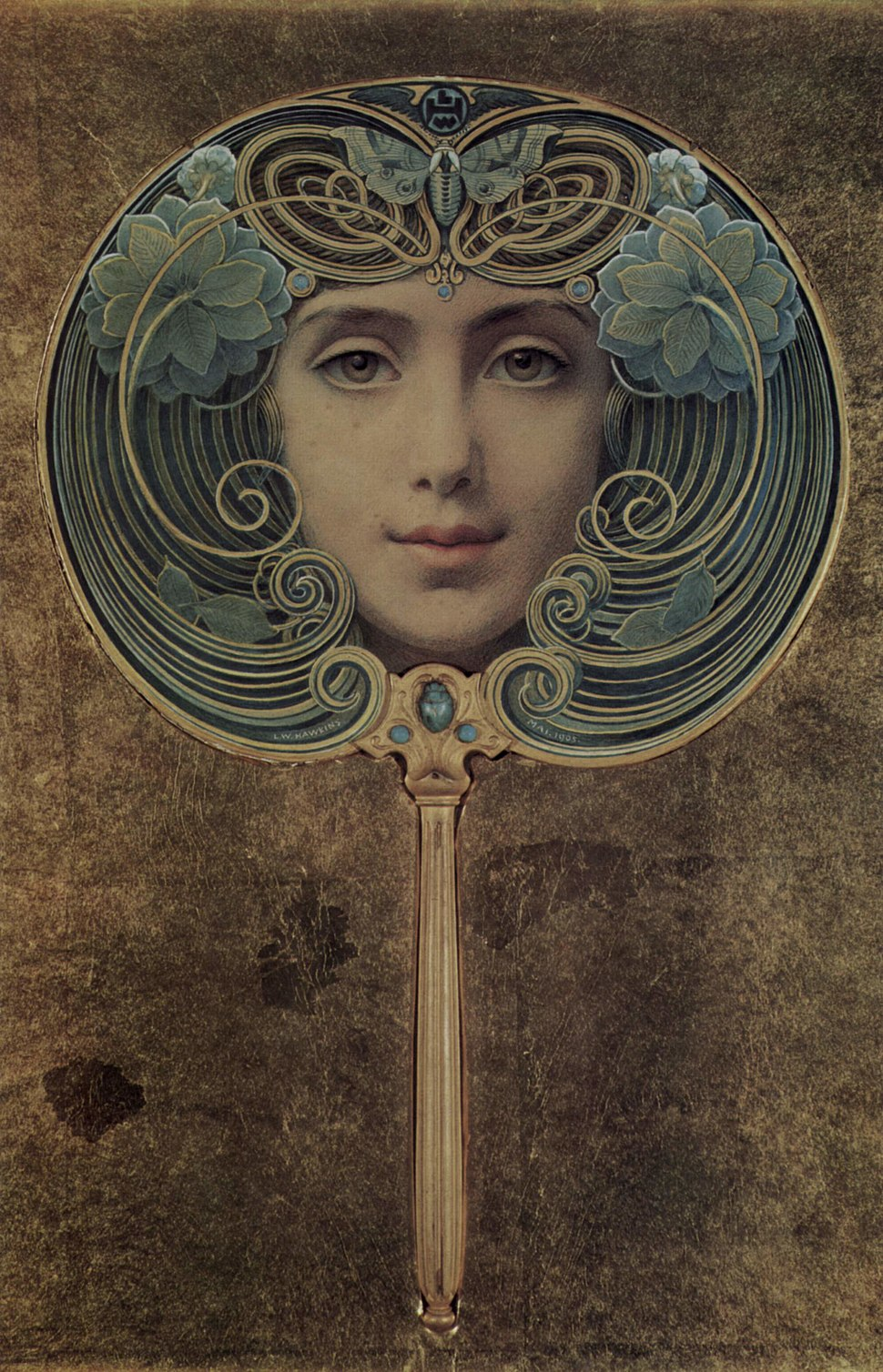 Louis Welden Hawkins 001