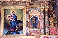 Louvie-Juzon, Pyrénées atlantiques, église Saint Martin, retable IMGP0630.jpg