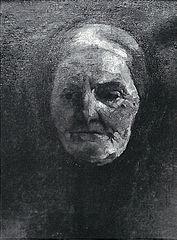 Porträt der Tante in Moterau