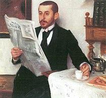 Lovis Corinth Porträt des Malers Benno Becker 1892.jpg