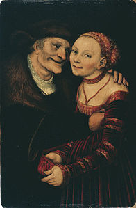 Lucas Cranach- The Ill-Matched Couple - MNAC.jpg
