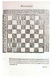A tactical puzzle from Lucena's 1497 book