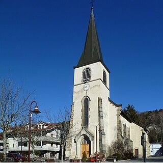 Lucinges Commune in Auvergne-Rhône-Alpes, France