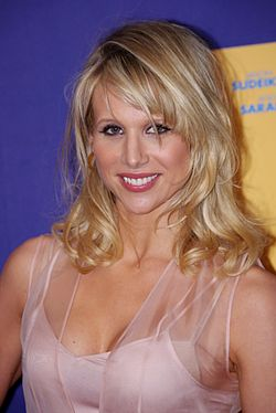 Lucy Punch 2011.