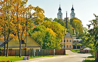 Town in Latvia