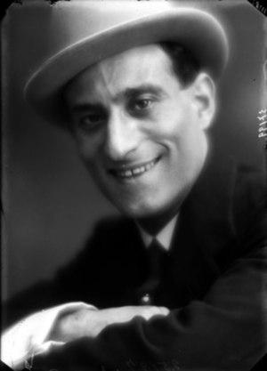 Luigi Almirante - Image: Luigi Almirante by Mario Nunes Vais